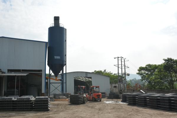 热烈庆祝巢湖市华林新型建材有限公司成立新厂